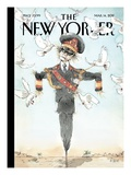 The New Yorker Cover - March 14  2011