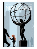 The New Yorker Cover - December 20  2010