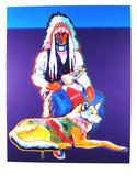 Peace And Loyalty Reproductions de collection premium par John Nieto