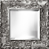 Lavo Silver Mirror