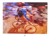 Cyclisme / V.T.T. Reproduction pour collectionneurs par Bernie Fuchs