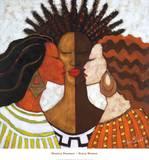 Every Woman Reproduction d'art par Monica Stewart