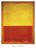 No. 12, 1954 Reproduction d'art par Mark Rothko