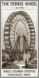 The Ferris Wheel  1893