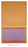 Untitled, 1954 Reproduction d'art par Mark Rothko