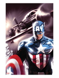 Captain America No609 Cover: Captain America