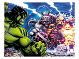 Hulk 30: Hulk Fighting