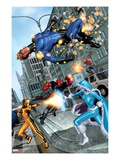 Fear Itself: The Home Front No1: Speedball Falling