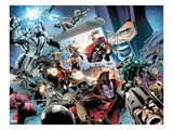 Annihilators 4: Quasar  Silver Surfer  Ikon  Beta-Ray Bill  Gladiator  Ronan The Accuser