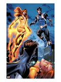 I Am An Avenger 2: Firestar and Justice Flying
