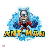 Marvel Super Hero Squad Badge: Ant-Man Posing