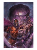 X-Men Legacy No239 Cover: Magneto