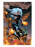 The Amazing Spider-Man No651 Cover: Black Cat  Spider-Man  and Hobgoblin
