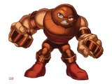 Marvel Super Hero Squad: Juggernaut Standing
