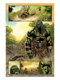 Skaar: King of The Savage Land No3: Skaar Walking