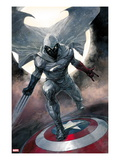 Moon Knight No1 Cover: Moon Knight