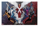 X-Men Evolutions 1: Archangel