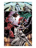 Annihilators 2: Silver Surfer  Gladiator  and Beta-Ray Bill