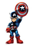 Marvel Super Hero Squad: Captain America Standing