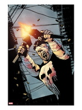 The Punisher 7 Cover: Punisher