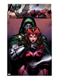Avengers: The Childrens Crusade 2: Dr Doom and Scarlet Witch Standing