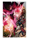 Avengers: The Childrens Crusade No5: Scarlet Witch  Wiccan  Patriot  Ant-Man  Stature  and Others