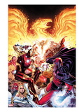 Avengers vs X-Men 2: Iron Man  Magneto  Thor  and Hope Summers