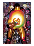 Avengers 12: Iron Man with the Infinity Gauntlet