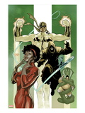 Defenders 6 Cover: Misty Knight and Iron Fist