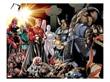 The Thanos Imperative: Devestation 1: Gladiator  Ronan The Accuser  Warlock and Others