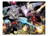 Annihilators 2: Silver Surfer  Ronan the Accuser  Beta-Ray Bill  Gladiator  Quasar