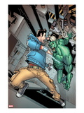 The Amazing Spider-Man 668: Peter Parker Fighting the Jackal