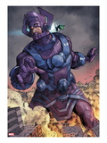 Chaos War 3: Galactus Fighting