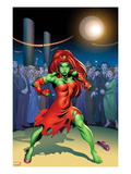 She-Hulks 4 Cover: Lyra
