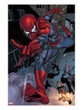 Heroes For Hire 6: Spider-Man Swinging