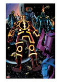Fantastic Four 602: Galactus