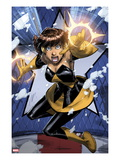 Avengers: Earths Mightiest Heroes No3: Wasp Flying