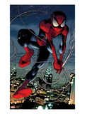 Ultimate Spider-Man 152: Spider-Man Swinging