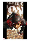 Ultimate Comics Spider-Man 6 Cover: Spider-Man Transforming