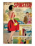 Marvel Comics Retro Panel: Spinster