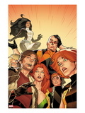 X-Factor 234: Rictor  Wolfsbane  Siryn  Strong  Guy  M  and Shatterstar