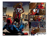 Ultimate Comics Spider-Man No5: Spider-Man Faces Spider Woman