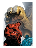 Hulk 28 Cover: Rulk and A-Bomb Standing