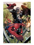Avenging Spider-Man 5: Spider-Man and Captain America