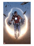 Iron Man Legacy No8: Tony Stark Walking