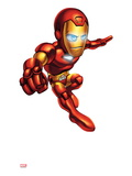 Marvel Super Hero Squad: Iron Man Flying