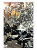 Heroes for Hire 3: Moon Knight Jumping