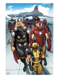 Daken: Dark Wolverine No91: Wolverine  Thor  Iron Man  Spider-Man and Others