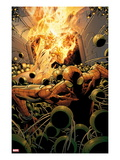 The Amazing Spider-Man 680: Spider-Man and Human Torch