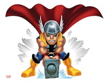 Marvel Super Hero Squad: Thor Smashing